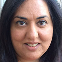 Fatima Salaria - BBC